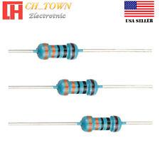 100pcs 330 Ohm Resistor Metal Film Resistors 1 Tolerance