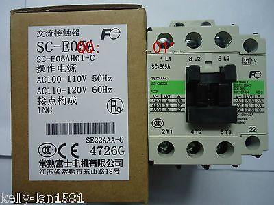 1pcs New FUJI SC-E05 220VAC Contactor