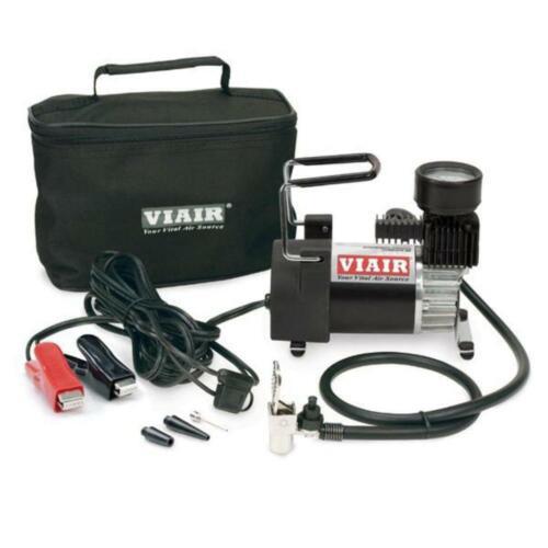 VIAIR 00093 90P Portable Compressor Kit 12V 15/% Duty 120 PSI