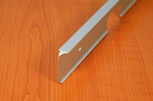 Diplôme Barre Eckleiste Angle Barres rectangulaire Plan de Travail Alu Barre 38 mm