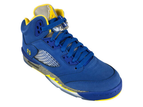 GS Youth sneakers CI3287-400 Multiple sizes Nike Air Jordan 5 Laney JSP