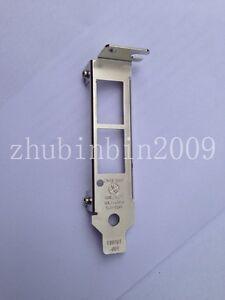 Qlogic Low-Profile Bracket for QLE2462 QLA2462 IBM 39R6528 HP AE312A