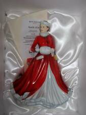 * ROYAL DOULTON * NOELLE 2014 * CHRISTMAS DAY * LIMITED EDITION * NEW In BOX NIB