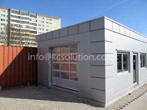 Price for 1sq/m Modular Building Portable Cabin garden ...