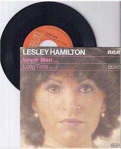 Lesley-Hamilton-Lover-man-G-VG-7-034-Single-999-259