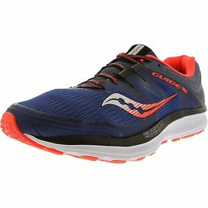 Saucony-Men-039-s-Guide-Iso-Ankle-High-Fabric-Running-Shoe
