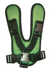 Croozer petto imbottitura V VERDE PEPPERMINT Green per Kid for 1+2 + Plus a partire dal 2010 NUOVO