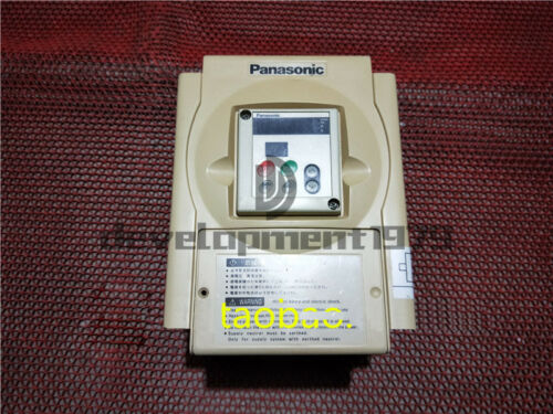 M2X224BSA PANASONIC 380V 2.2KW Inverter tested Used