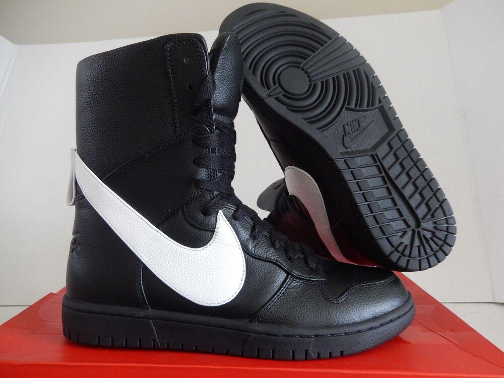 NIKE DUNK LUX/RT RICARDO TISCI Noir-Blanc Homme  Chaussures de sport pour hommes et femmes