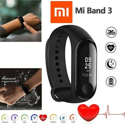 Xiaomi Mi Band 3 Curved OLED Display Smart Watch Fitness Wristband Bracelet Hot