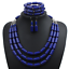 Fashion-Bohemia-Women-Jewelry-Pendant-Choker-Crystal-Chunky-Statement-Necklace thumbnail 61