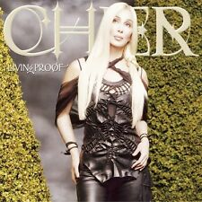 CHER - LIVING PROOF - CD NUOVO