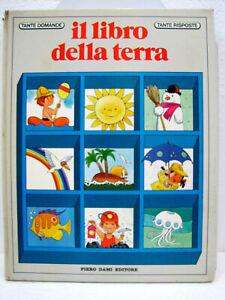Cartonato-034-Il-libro-della-Terra-034-1977-Piero-Dami-Editore-Il-libro-dei-Quiz