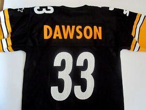 buy online 4e74d 4d524 Dermontti Dawson 33 Jersey-Pittsburgh Steelers-Starter ...