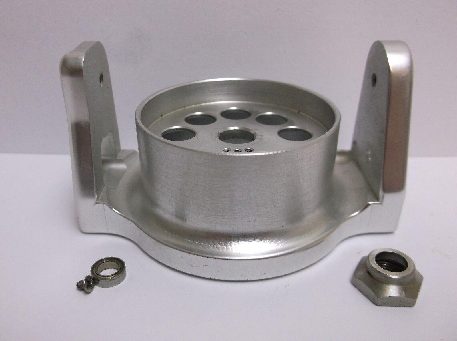 Parte utilizada precisa Spinning Carretes-SR-20 montaje twinspin-rojoor