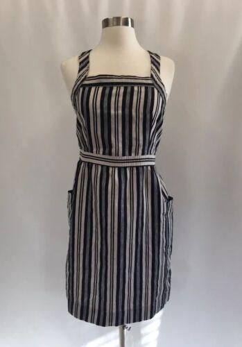 Stone Evelyn In 4 J3711 114 jurk schort Sz Stripe Nieuwe Mini Madewell wUWX0