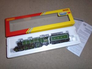 R3284 TTS DCC Fitted LNER Flying Scotsman Locomotive with Sound for OO Gauge Set