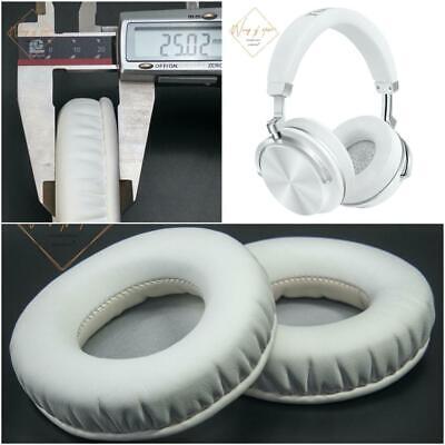 Soft Leather Ear Pads Foam Cushion EarMuff For Bluedio T3 Bluedio T4 Headphone