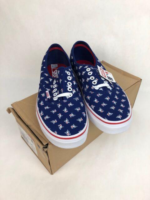 eb741e1150c9e VANS Authentic MLB Toronto/blue Jays Men's Shoes 10 for sale online ...