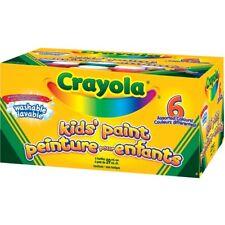Crayola No Mess Sponge Paints Painting Endangered Species