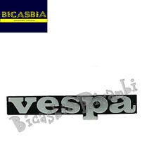 2818 - TARGHETTA SCUDO ANTERIORE VESPA 50 125 PK XL N V RUSH FL FL2 HP