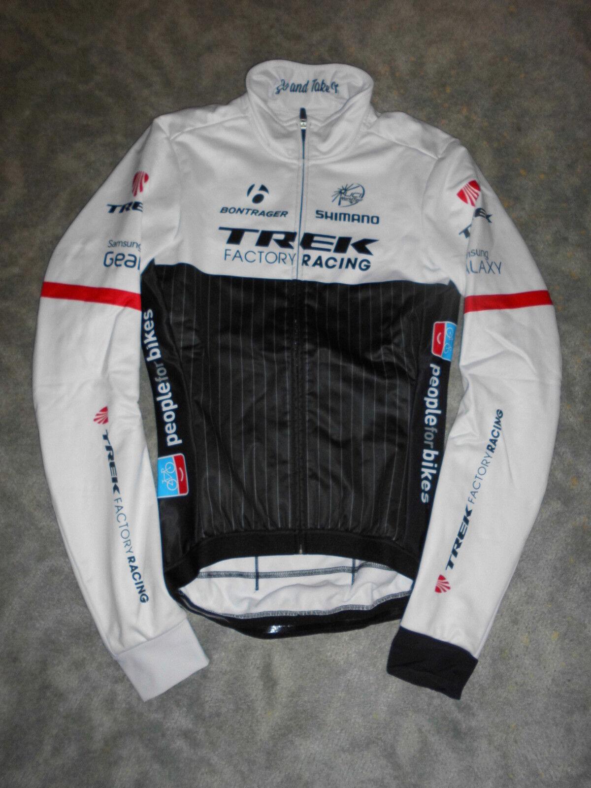 Rarität Bontrager Team Trek Factory Racing thermo Winter Jacke