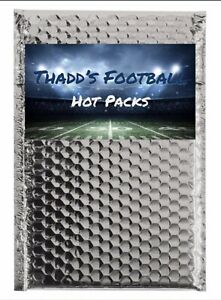 Football Card Repack Lot 🔥HOT DEAL🔥 Stars, Rookies, Inserts, Autos, Relics