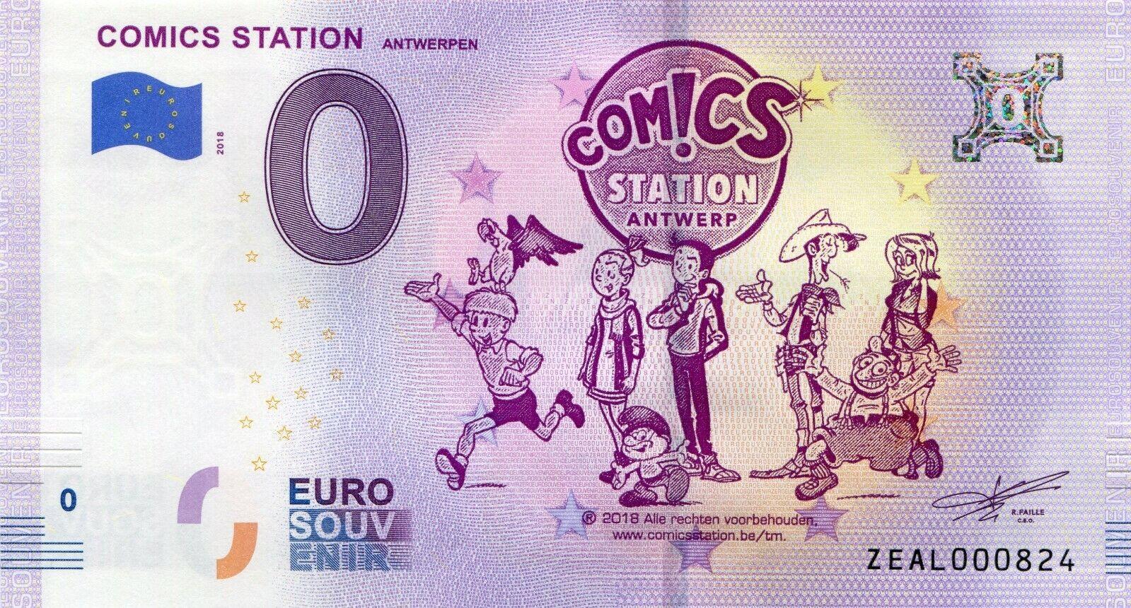 Leonardo Da Vinci Italy 0 Euro Souvenir Note 2019 Series 1