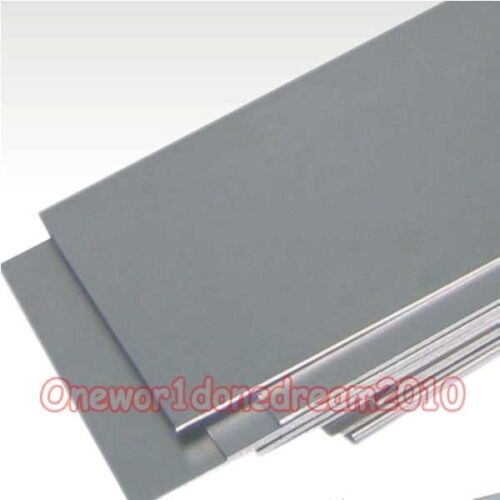 "1 Piece Magnesium Mg Alloy AZ31B Plate Sheet 4mm x 100 mm x 100mm 4"" x 4/"""