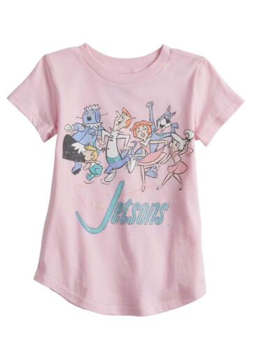 THE JETSONS PINK SS SHIRT SIZE 2T 3T 4T 5T NEW!