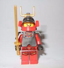 GENUINE LEGO NINJAGO MINIFIGURE SAMURAI X / NYA WITH GOLD SWORD FROM 9448 9566