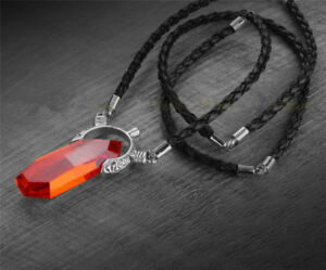 Devil-May-Cry-Crystal-Necklace-Dante-Vergil-Pendant-Chain-Cos-Men-039-s-Accessories