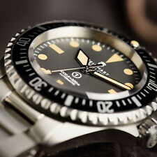 NEW STEINHART OVM Vintage Miltary Watch (BRAND NEW) T0225 Men Swiss ETA 2824-2