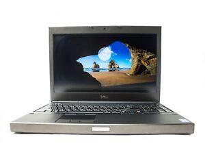 C-Grade-Dell-Precision-M4800-15-6-034-Intel-i7-8GB-RAM-500GB-HDD-Win-10-WiFi-Laptop