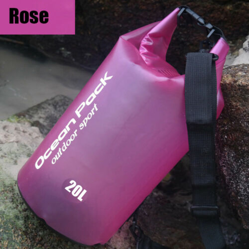 Outdoor Sport Accessories Sailing Storage Bag Dry Bags Swimming Bucket Sack