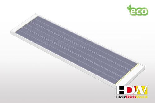 Infrarotstrahler Dunkelstrahler INFRAROTHEIZUNG 2500 Watt HDW Deckenstrahler