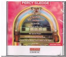PERCY SLEDGE Golden hits Lechner - 600366 (Sealed CD)