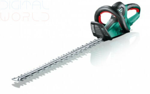 Bosch AHS 65-34 Electric Hedge Cutter Black and Green 650 mm Blade Length