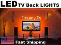 Led - Lcd Tv Back Lighting Light Kit - Part Fits Sony Visio Panasonic Nec