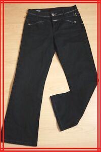 Taille Marithe Superbe 34 François 25 Pantalon Denim W Jean Noir Jeans Girbaud xCYnIqrC