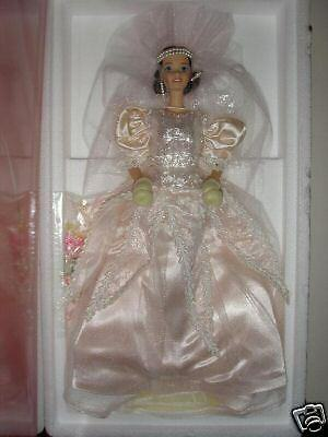 Blushing Orchid Bride Barbie wshipper MIB!