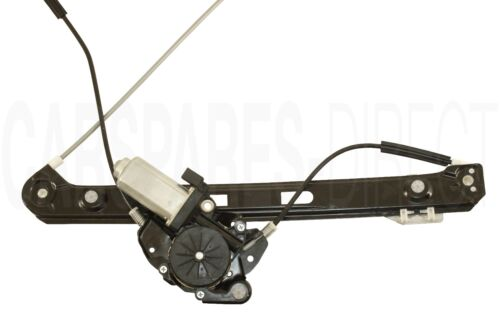 BMW 3 SERIES E46 98/>05 FRONT RIGHT SIDE WINDOW REGULATOR WITH MOTOR 51338212098