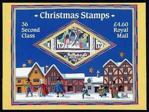 Grossbritannien-Sparpack-Weihnachtsmarken-MiNr-1091-II-postfrisch-MNH-Wei257