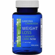 100% PURE Daily GARCINIA CAMBOGIA 95% HCA Weight Loss Diet 3000 Slim mg