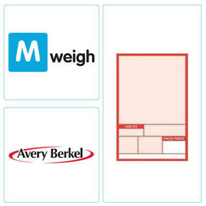 avery berkel 49mm x 75mm thermal scale label format 1 red