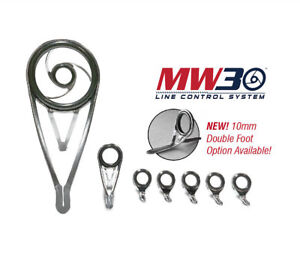 American Tackle MicroWave 50 Spinning Guide Set Gunsmoke finish-Duralite
