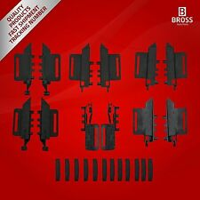 Roof Curtain Repair 24 Pieces Complete Set For Peugeot 307 SW 2001-2008