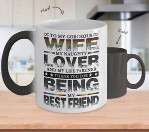 To-My-Gorgeous-Wife-Color-Changing-Mug-Coffee-Mug-Tea-Cup-Gifts