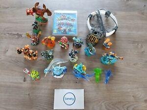 Jeu Skylanders Trap Team (PS3) + 17 figurines