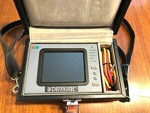 """Defender Security 4"""" TFT LCD Test Monitor NTSC System"""